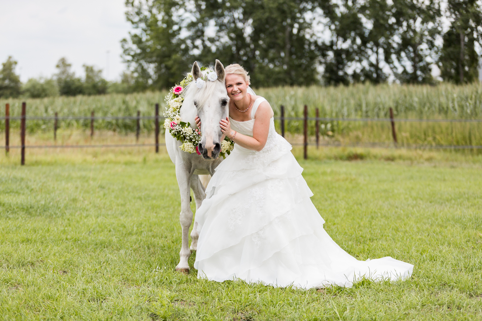 Paroeska bruiloft